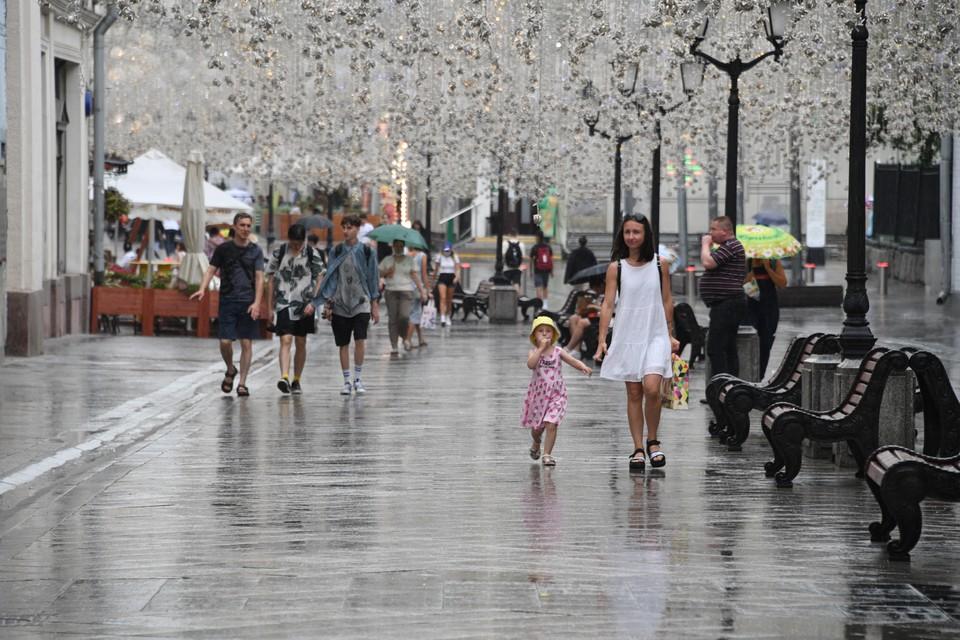 Уже 22 июля Краснодарский край накроют дожди. Фото: Михаил ФРОЛОВ.