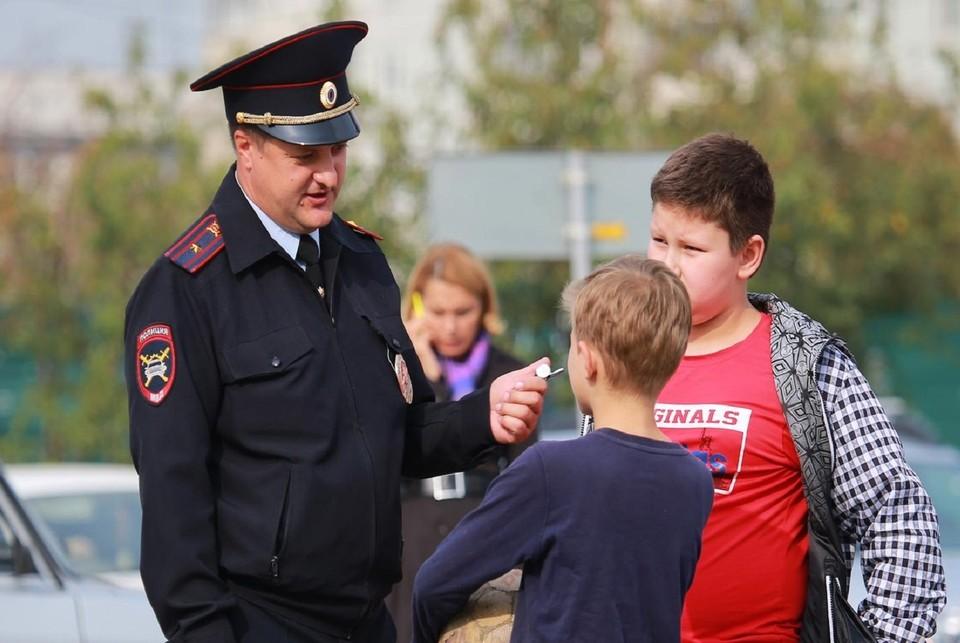 В воспитании подростков большое значение имеет профилактика правонарушений. Фото: архив «КП»-Севастополь»