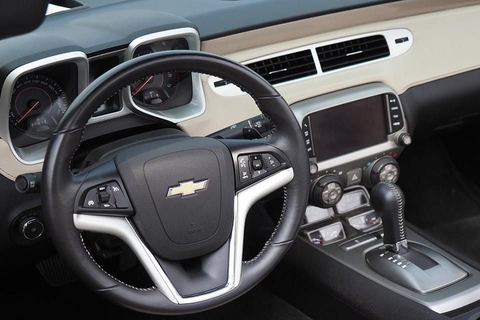 Десятку брендов в первом полугодии возглавляет Chevrolet — 14 754 ед.