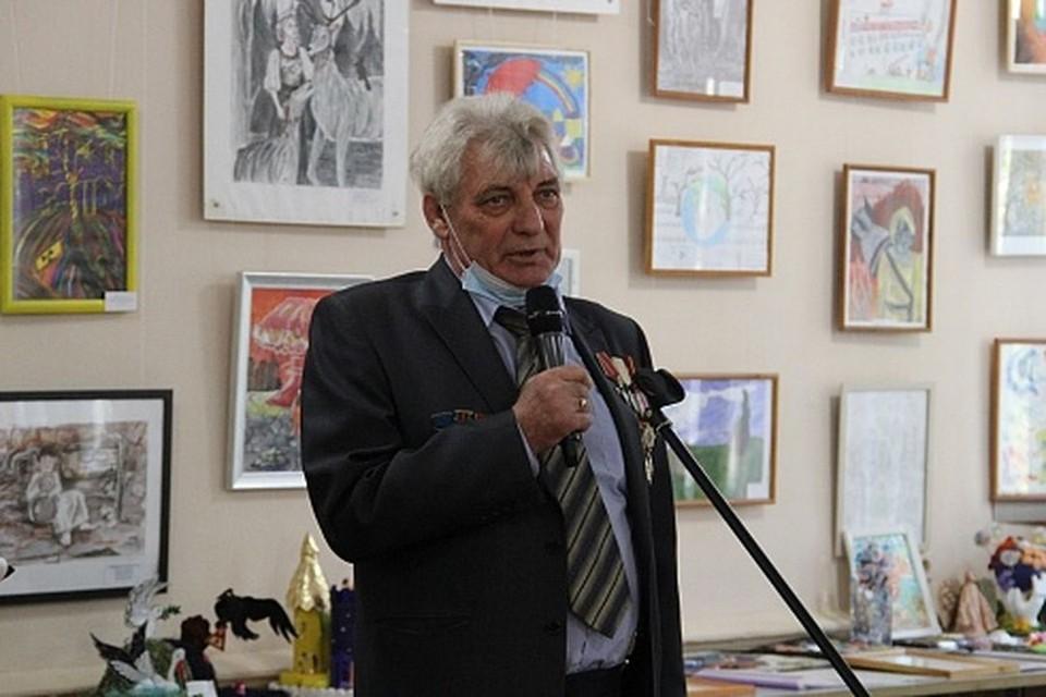 Дмитрий Михеев был президентом Фонда помощи инвалидам радиационных катастроф. Фото: мэрия Новосибирска\novo-sibirsk.ru