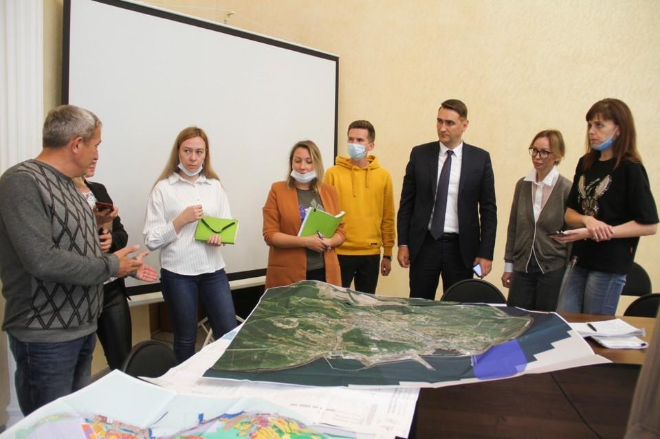 Сотрудники Омского института территориального планирования «Град» начали сбор и анализ исходных данных