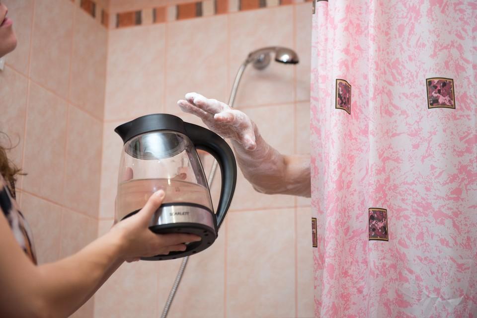 Отключат воду из-за гидравлических испытаний