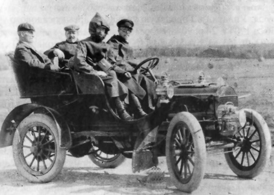 Автомобиль Константина Головкина до сих пор фигурирует в городских легендах. Фото: историческая-самара.рф