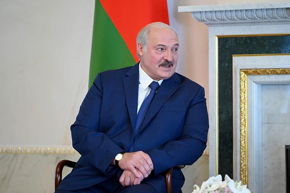 Конституционную реформу активно анонсировал Александр Лукашенко