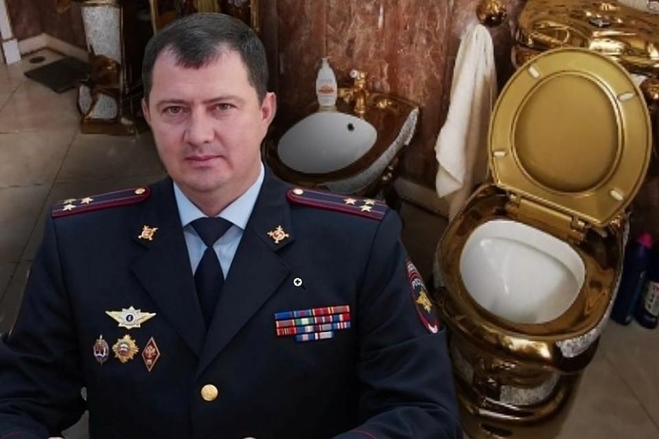 В Ставрополе прошла спецоперация по задержанию начальника ГИБДД Ставропольскому краю Алексея Сафонова