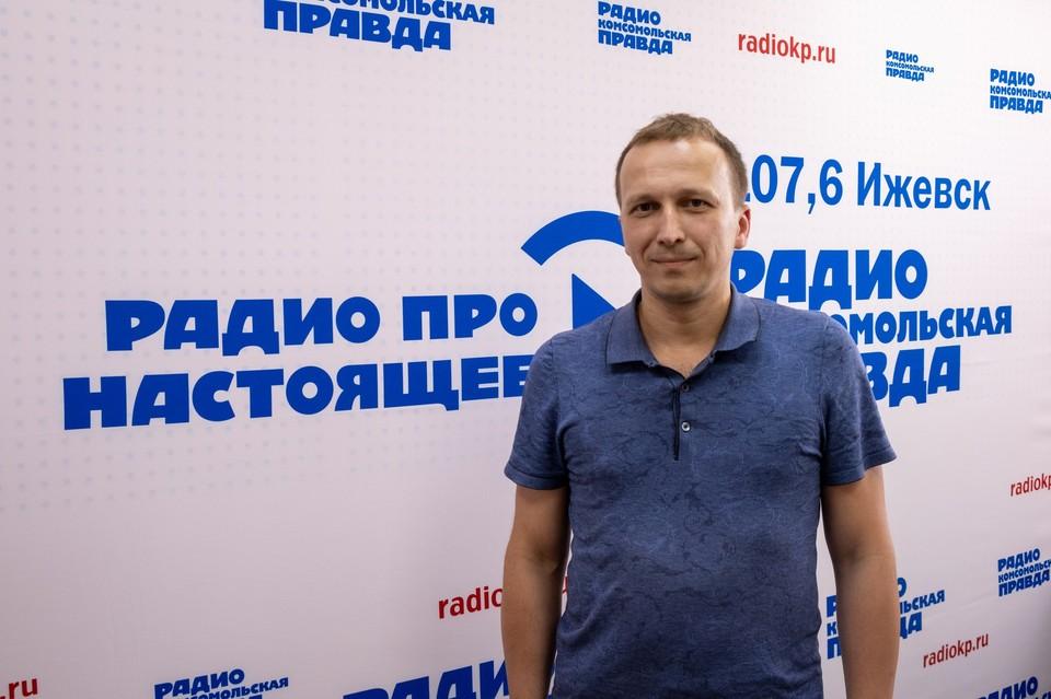 Владислав Чумаков, директор Ижевского планетария