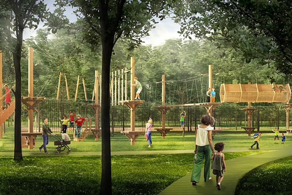 Депутаты городской Думы обсудили расходы на содержание парка «Швейцария»