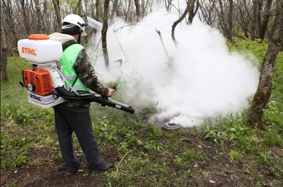 Особый противопожарный режим ввели в 41 районе Кубани