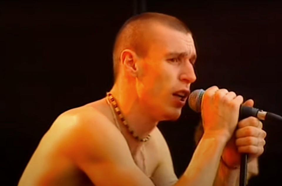 Zdob si Zdub выступали перед американцами Red Hot Chili Peppers. Фото: скриншот видео