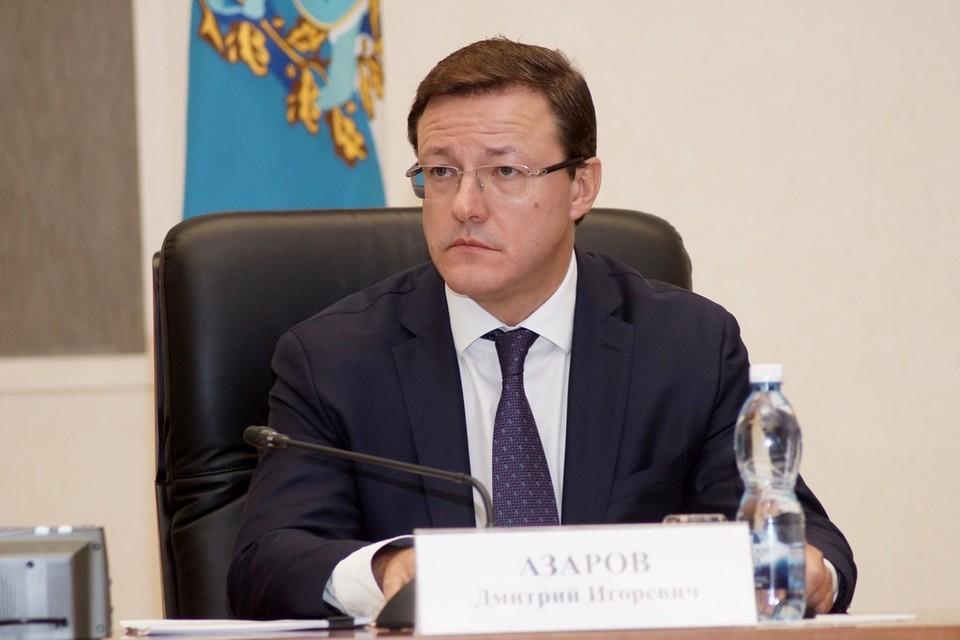 Дмитрий Азаров призывает власти Шенталинского района работать над привлечением молодежи