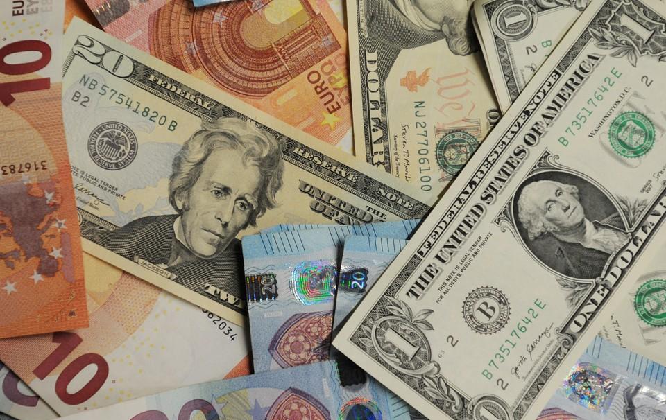 Курс евро 22 июля 2021 упал ниже 87 рублей впервые с 6 июля