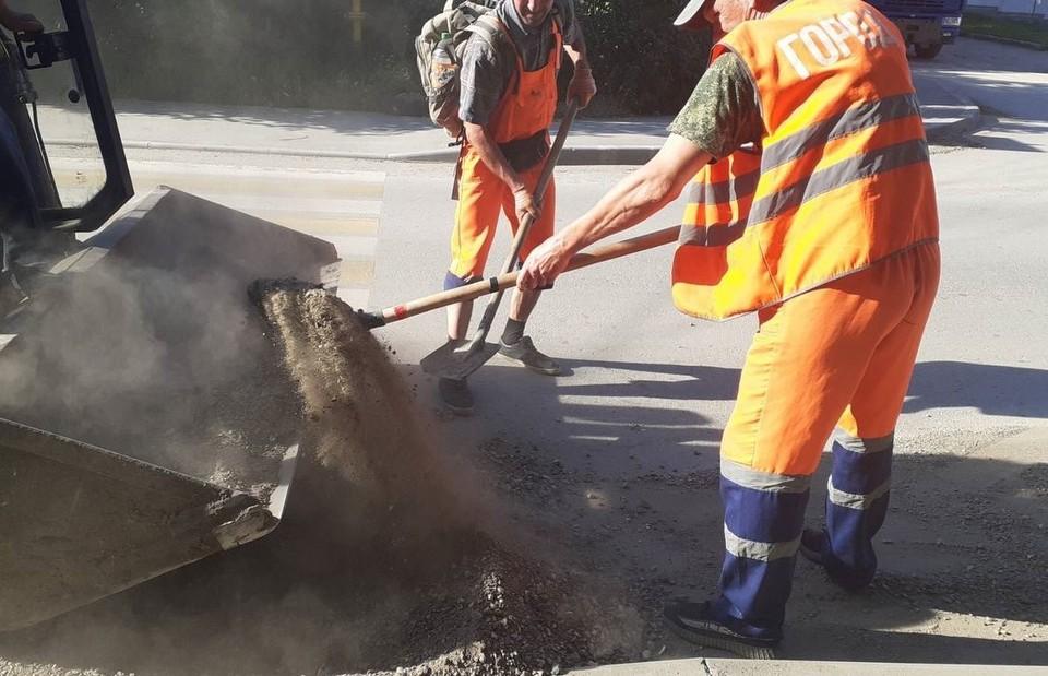 На время проведения работ три улицы в городе будут полностью перекрыты для автотранспорта. Фото: пресс-служба администрации Симферополя