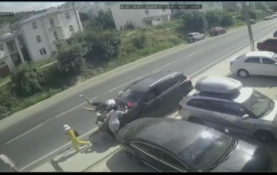 Фото: скриншот из видео ЧП, прокуратура Краснодарского края