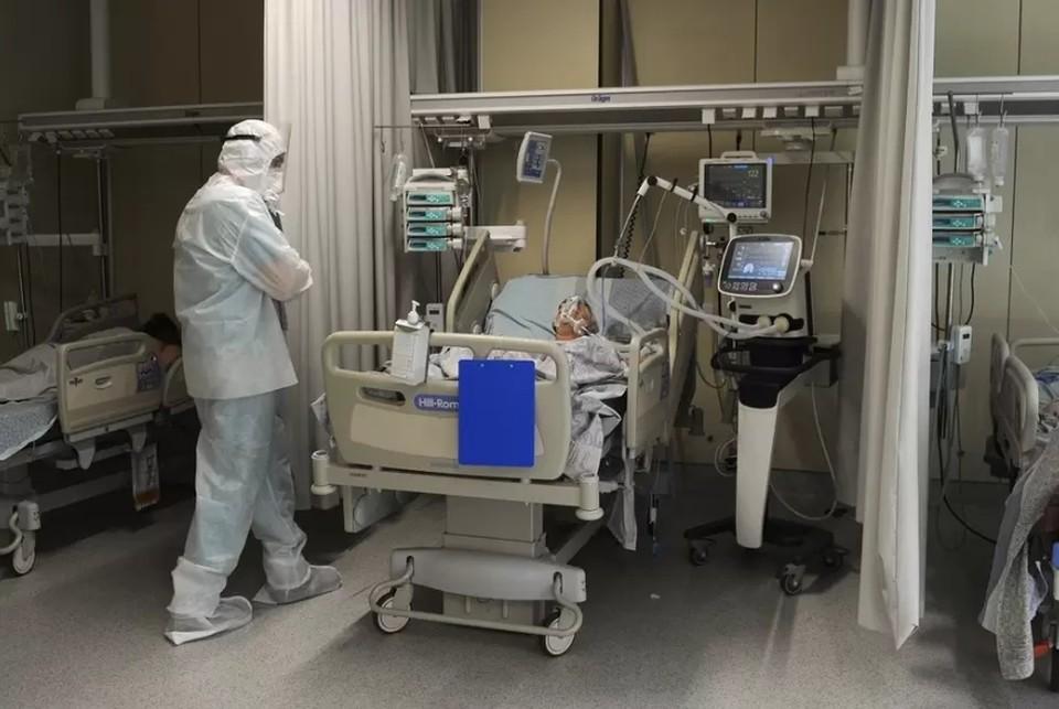 Ежедневно число заболевших covid-19 в регионе растет