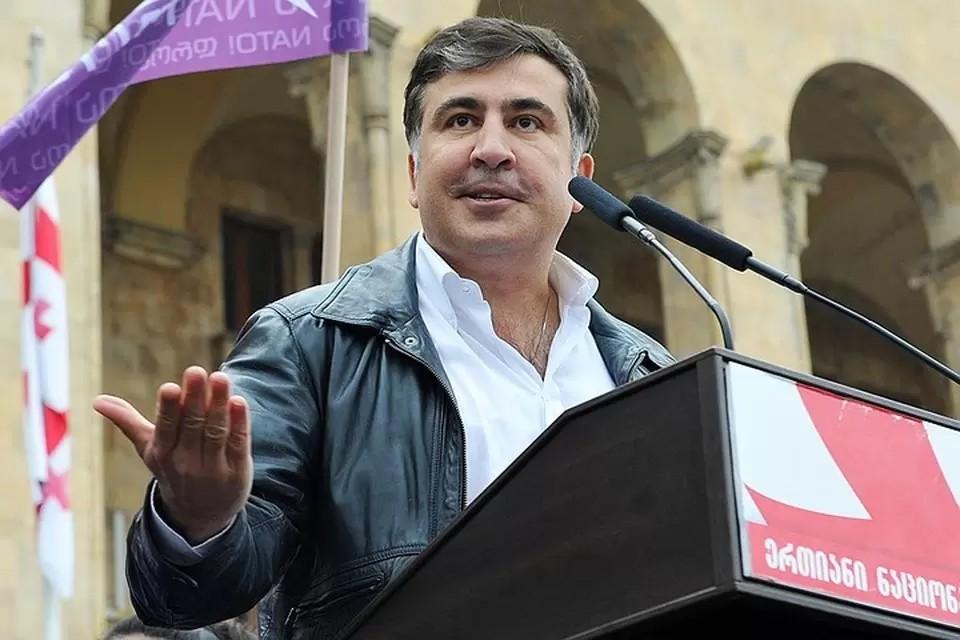 Саакашвили: США готовы помогать только тем, кто «проявляет волю к бою»