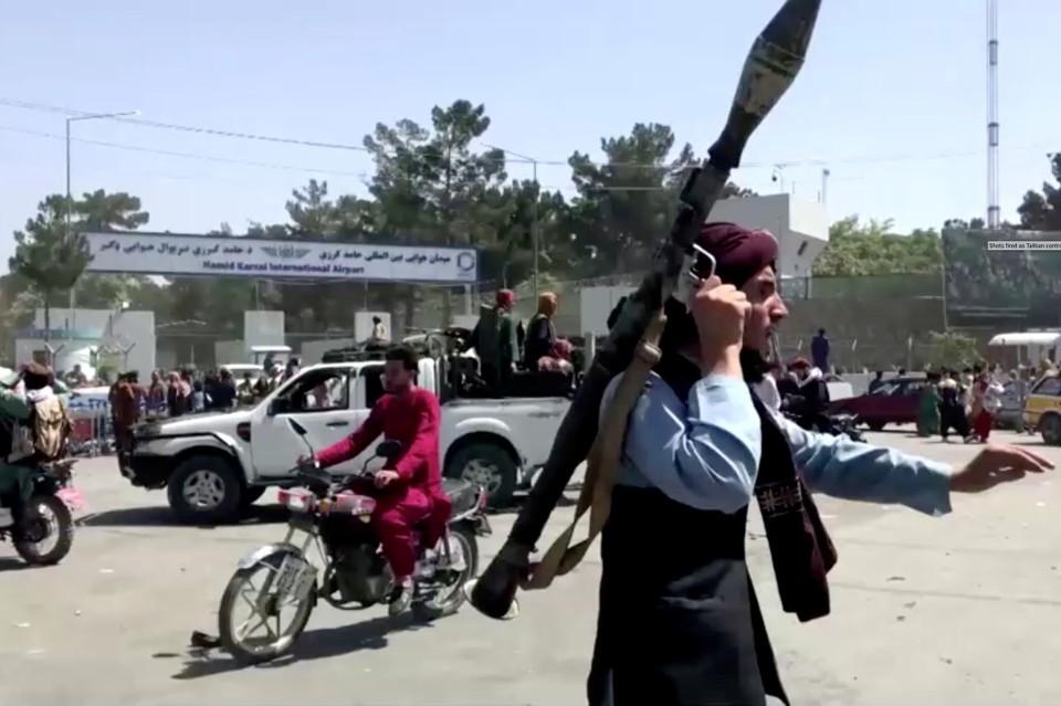 Cообщения с мест свидетельствуют о том, что «Талибан»* остался «Талибаном»*