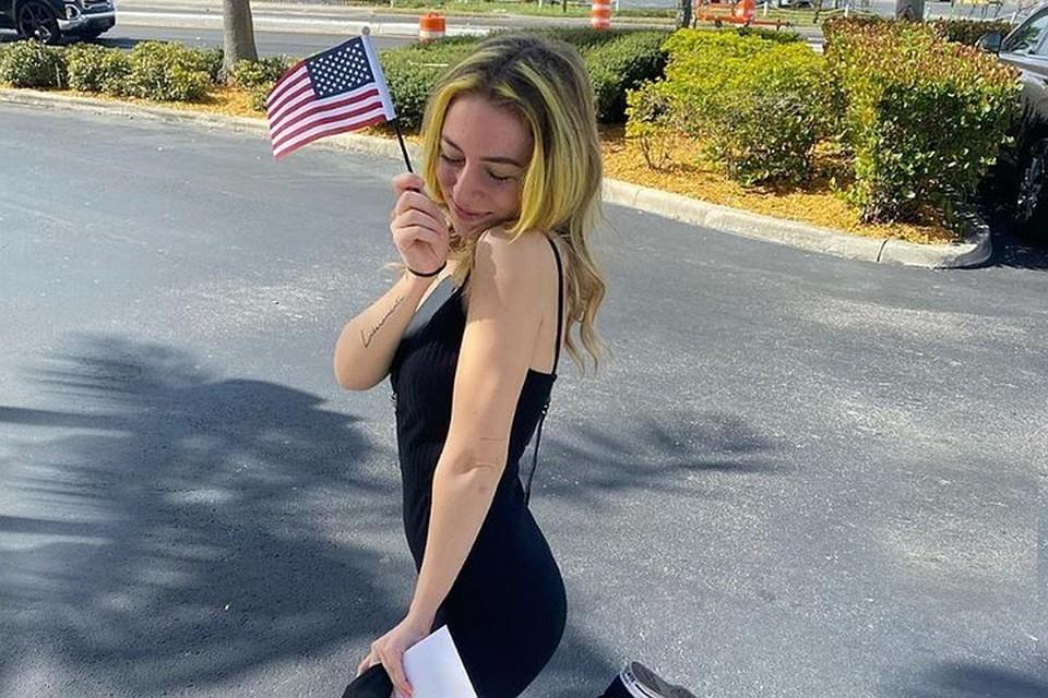 Дочь Агутина и Варум Лиза стала гражданкой США. Фото: Инстаграм.