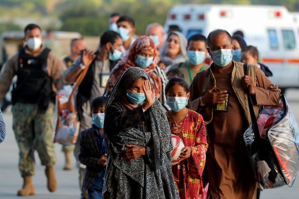 La UE se comprometió a proporcionar asistencia material a los países de Asia Central que acuerden aceptar refugiados de Afganistán.