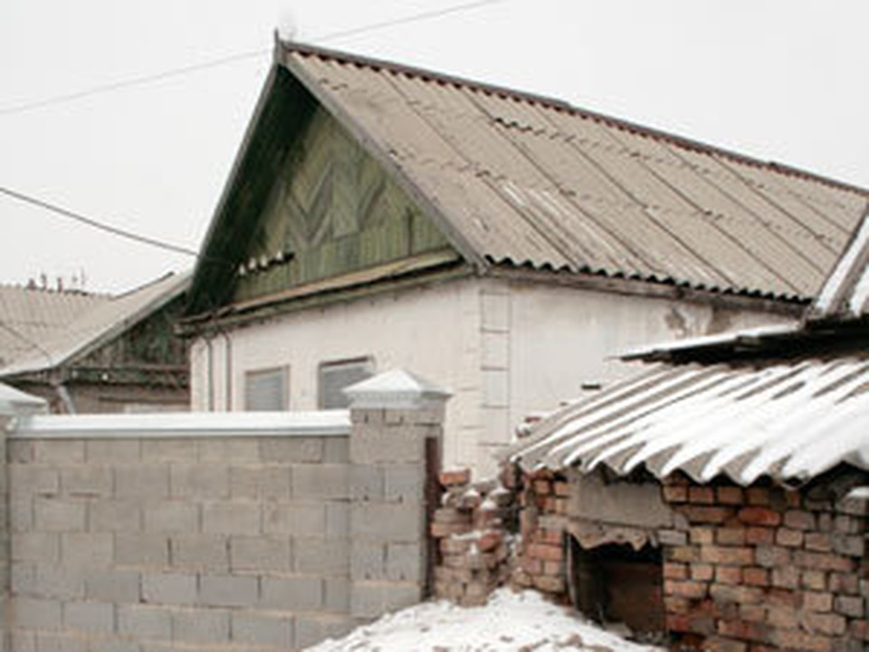 Среди 11 подожженных в селе Маевка домов русских нет