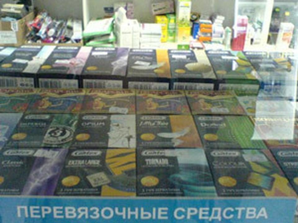 Контрабандная продукция могла бы оказаться на российских прилавках