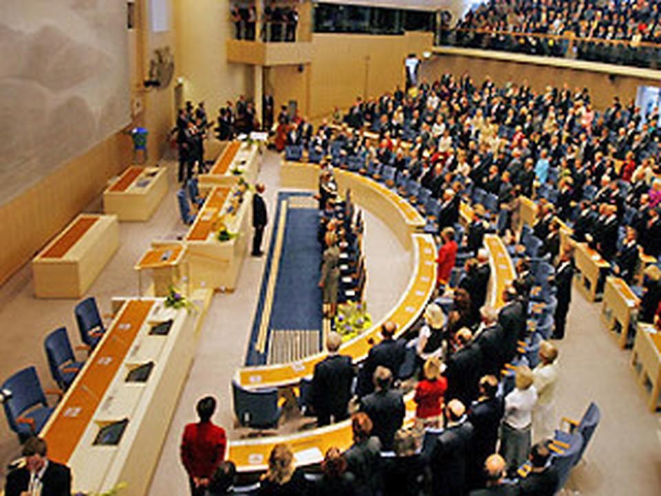Правящая правая коалиция «Альянс за Швецию» выиграла парламентские выборы