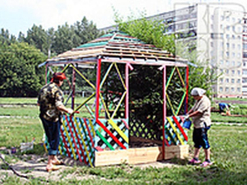 Постройка гаражей на придомовой территории купить гараж крестинского