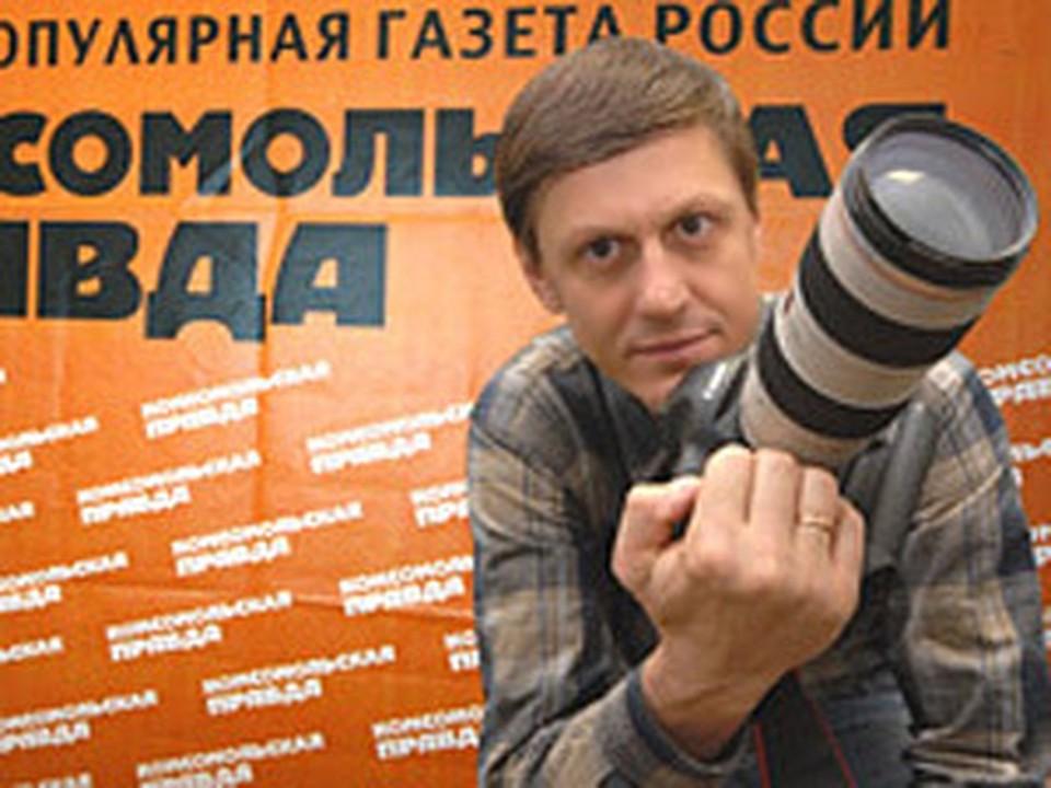 На митинге знаменитому фотографу Анатолию Жданову ОМОНовцы сломали ключицу