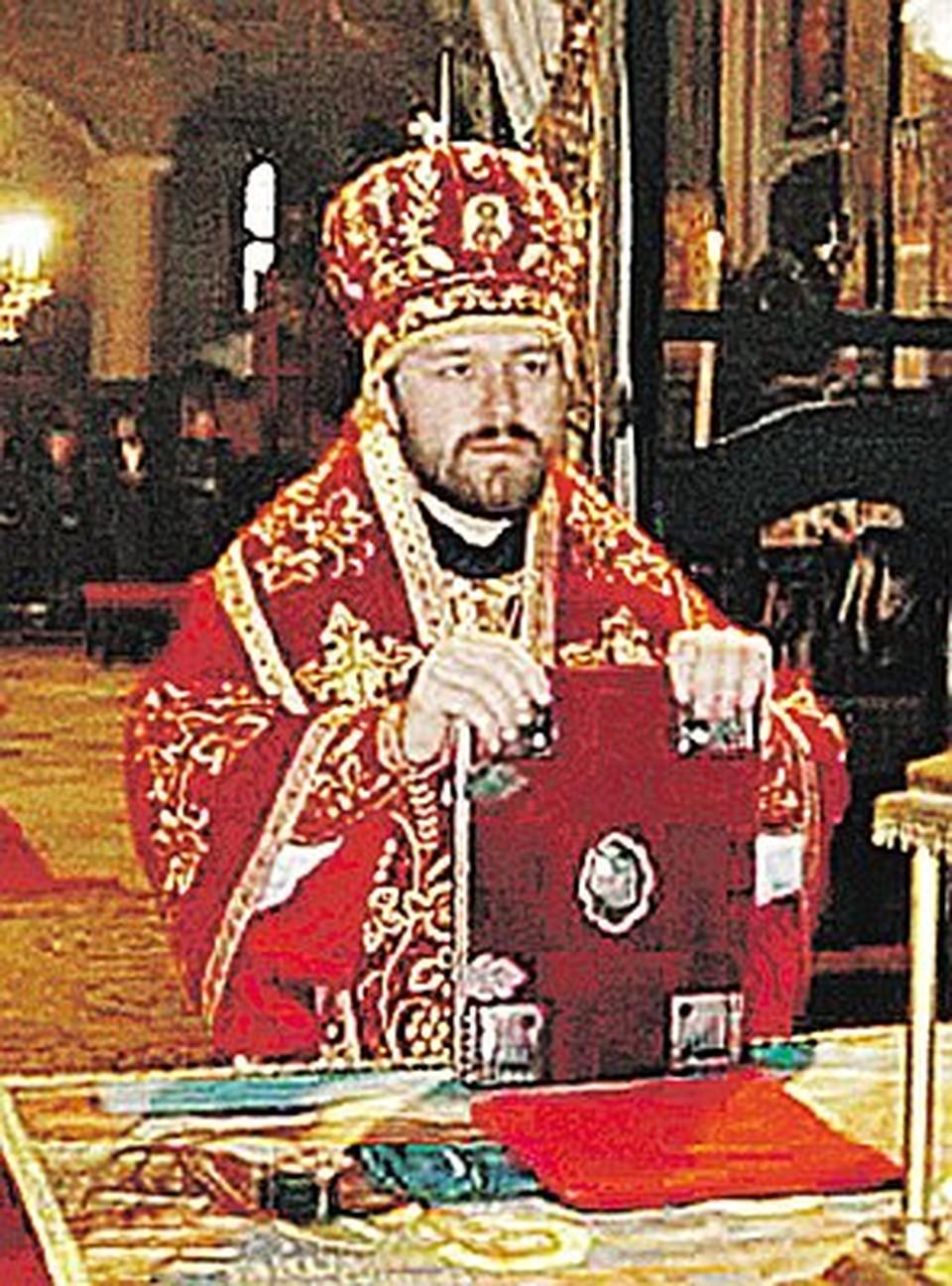 Bishop Hilarion considers Diomid's statements provocative.