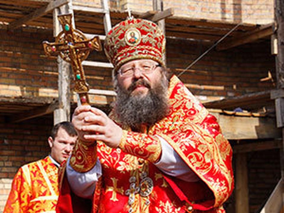 Архиепископ Ярославский и Ростовский Кирилл удостоен ордена Почета.