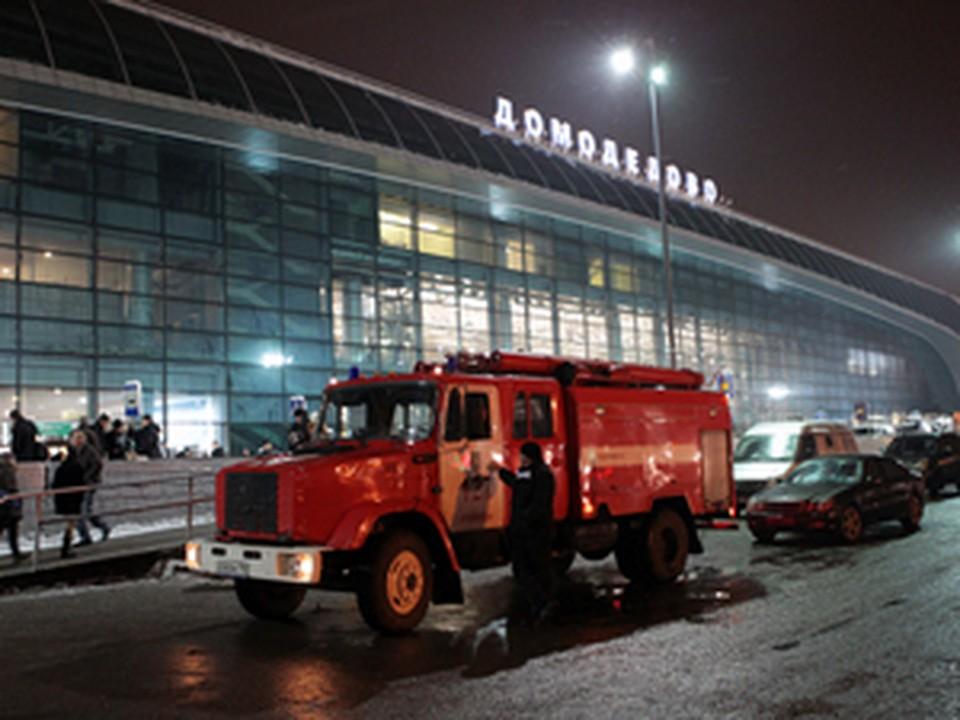 Таксисты в «Домодедово» взвинтили цены