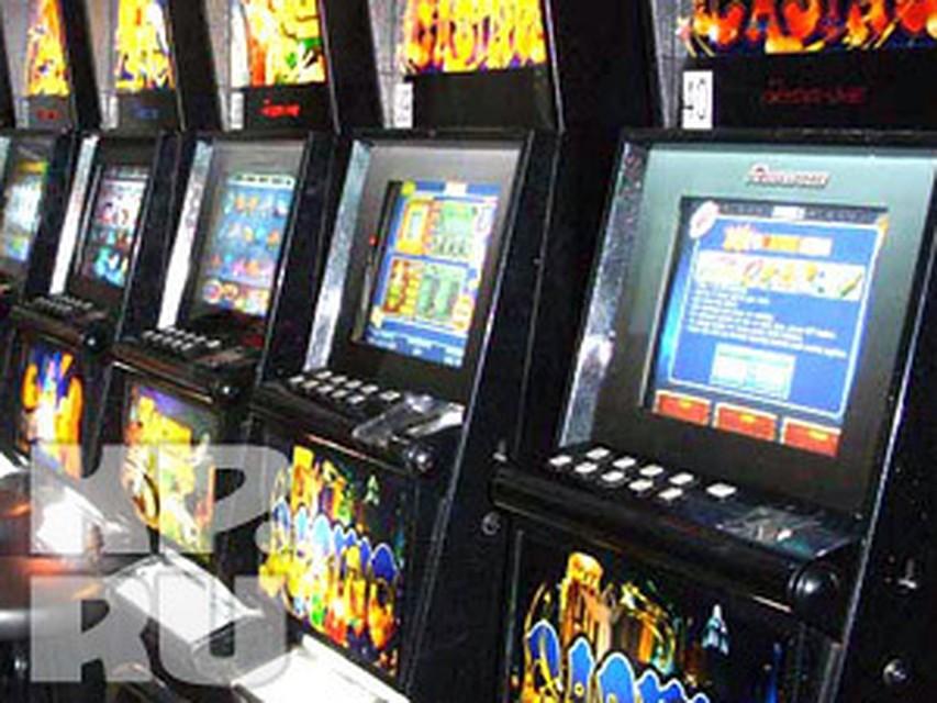 Игровые автоматы арестованны о владелецах казино