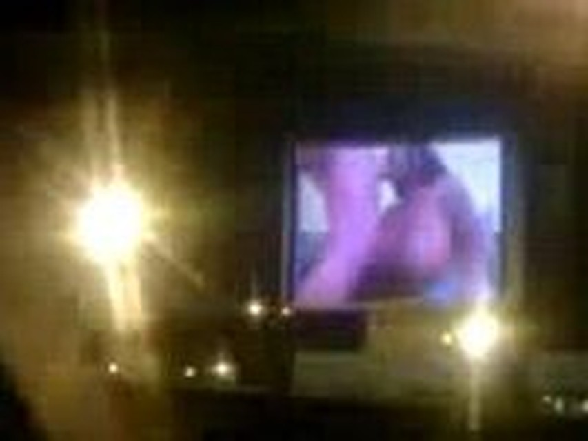 Хакеры взломав компьютер показали на видеоэкране в москве порно ролик смотреть