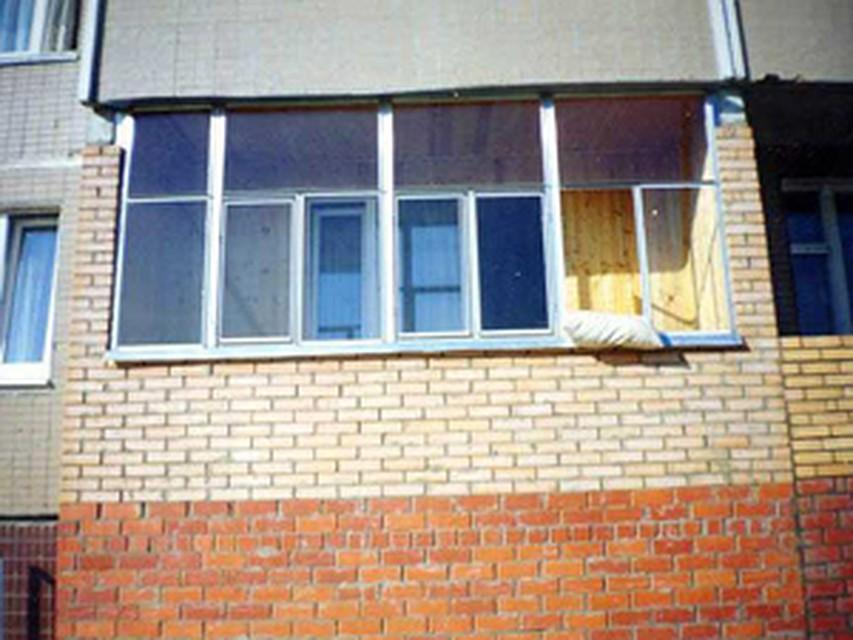 Варианты отделки балкона и лоджии: внутри и снаружи, фото оф.