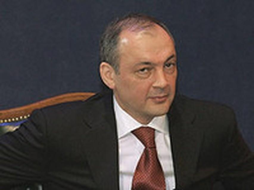 Сексуальная жизнь президента дагестана