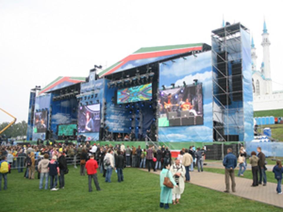 Большинство музыкантов приедут в Казань 24 июня накануне фестиваля