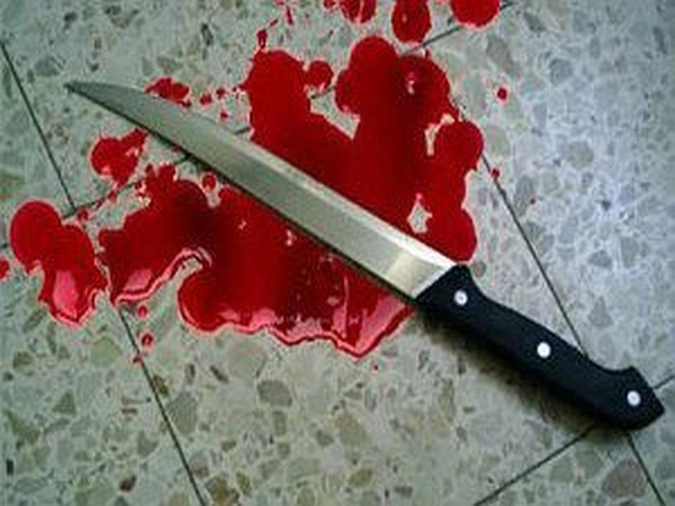 Нож убийца спрятал тщательно - его не смогли найти на месте преступления.