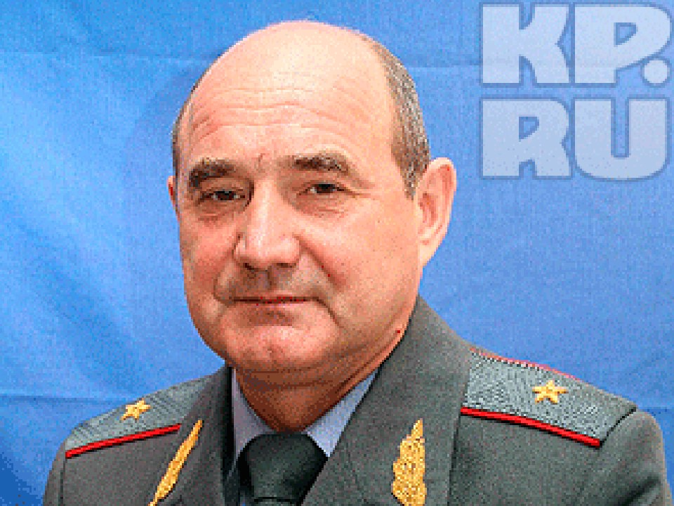 Первый заместитель министра внутренних дел по Республике Татарстан Ренат Тимерзянов