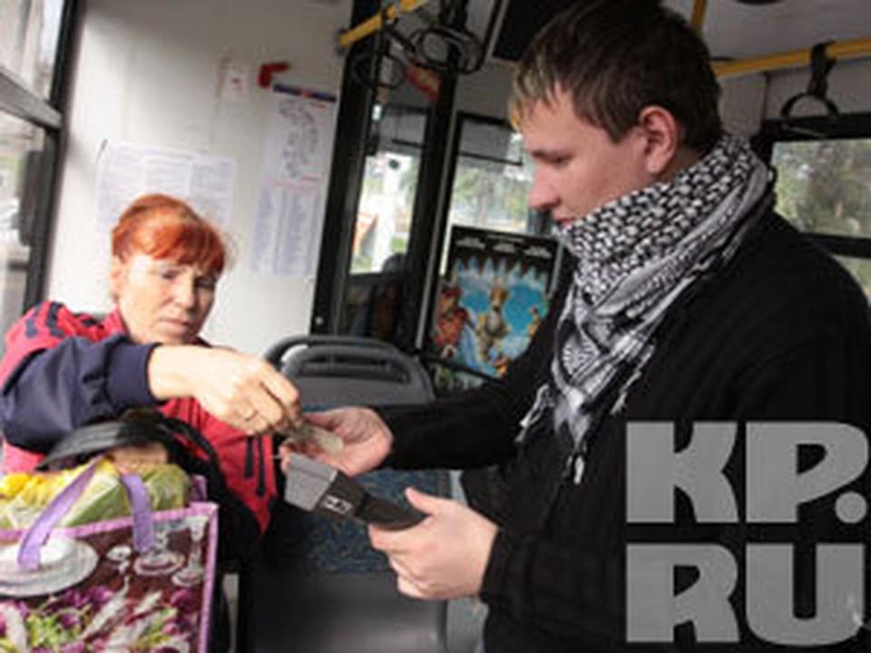 За год транспортными картами в красноярских автобусах расплатились более 10 миллионов пассажиров