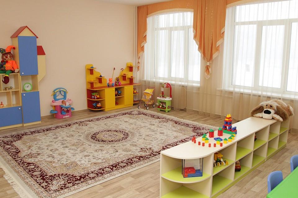 Наши объекты - детский сад на 230 мест.