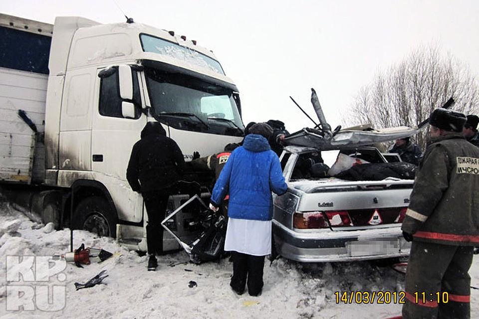 авария в череповце 19 ноября 2014 вольво-камаз