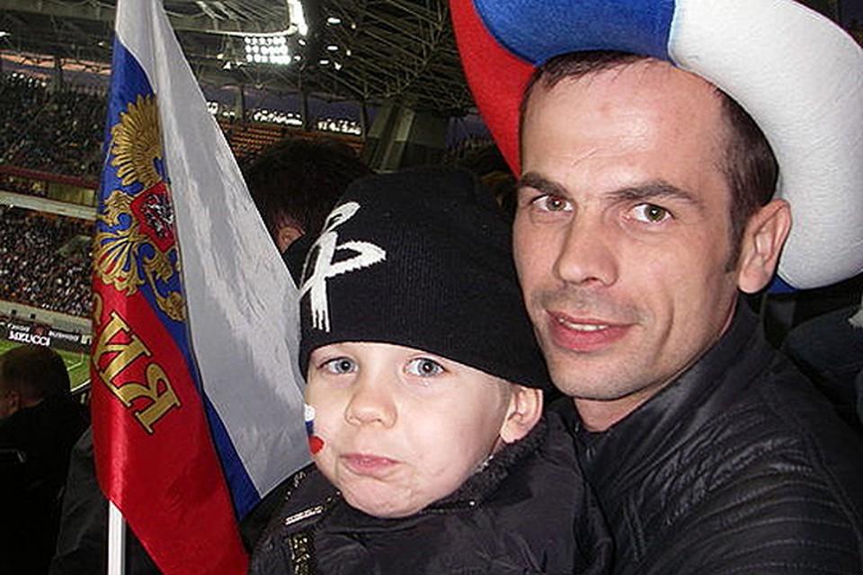Валентин Сивоконь и его семилетний сын погибли на месте