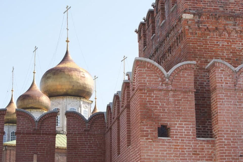 Тульский кремль будет не хуже столичного