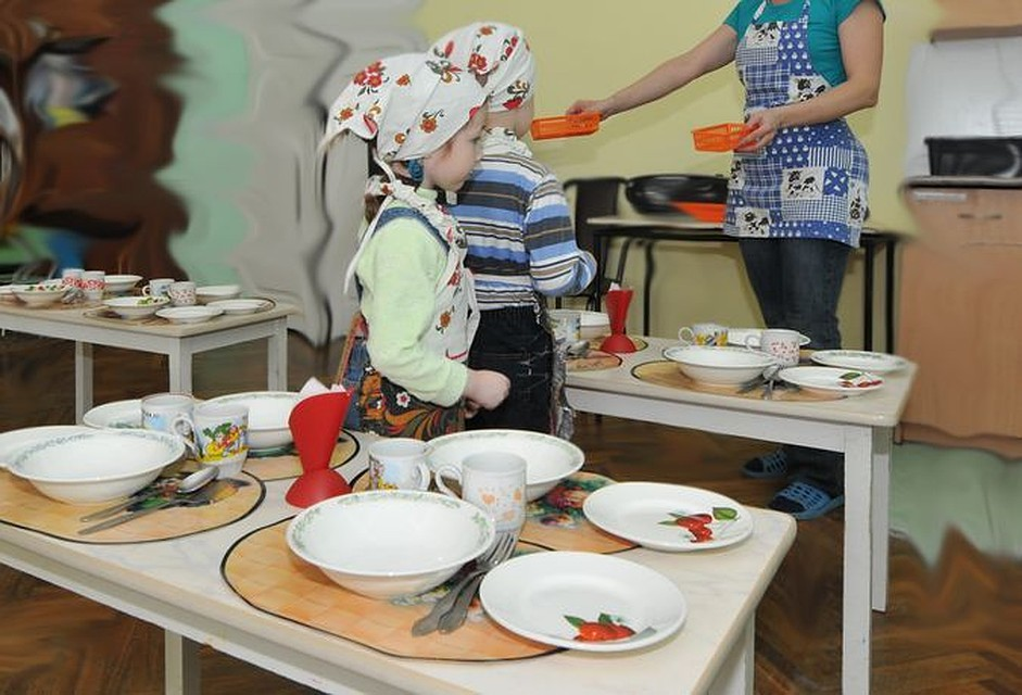 Вакансии детский сад на кухню тамбов