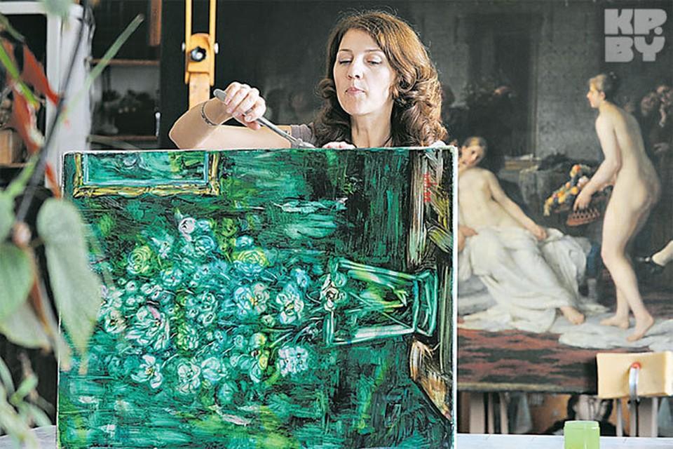 Реставраторы Национального художественного музея впервые готовят картины Парижской школы к выставке.