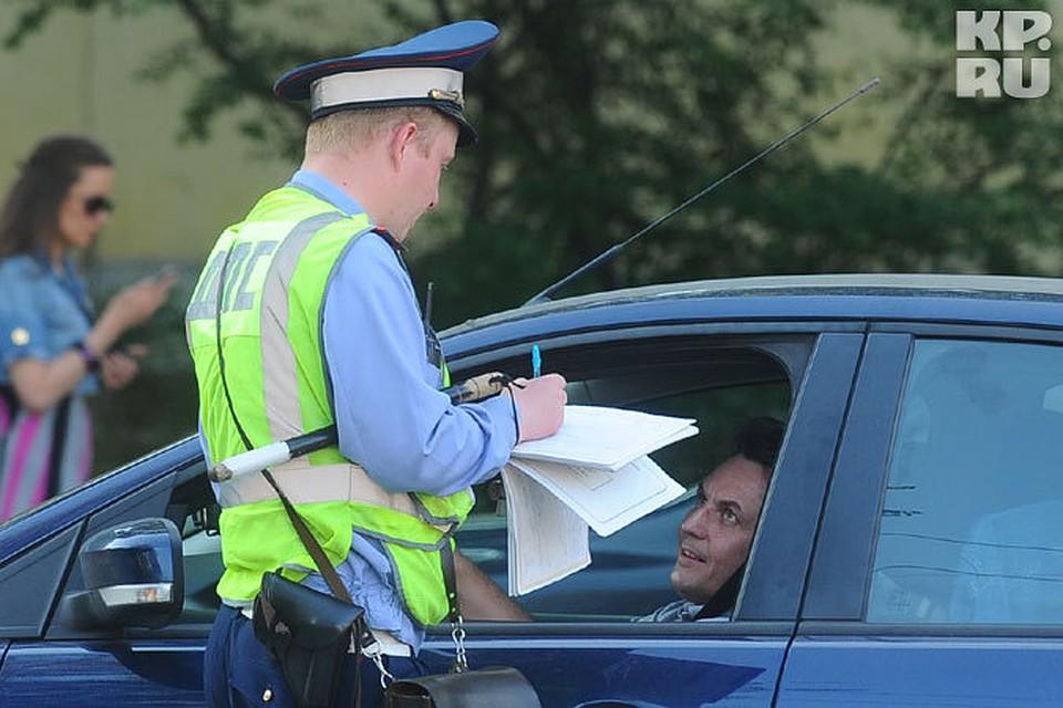 Имеет ли право водитель не выходить из машины в беларуси