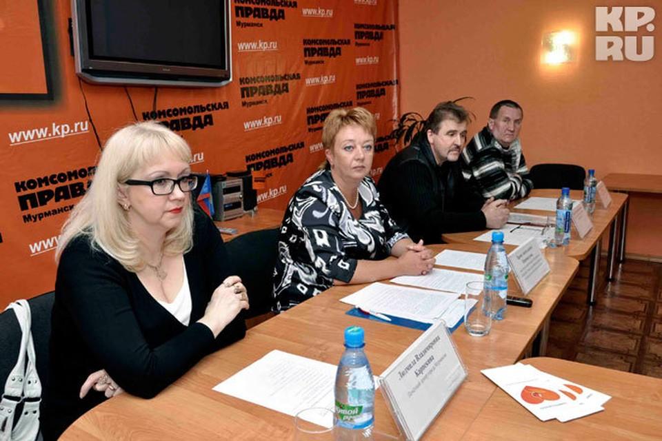 """В пресс-центре """"Комсомолки"""" сегодня обсуждали донорство в регионе."""