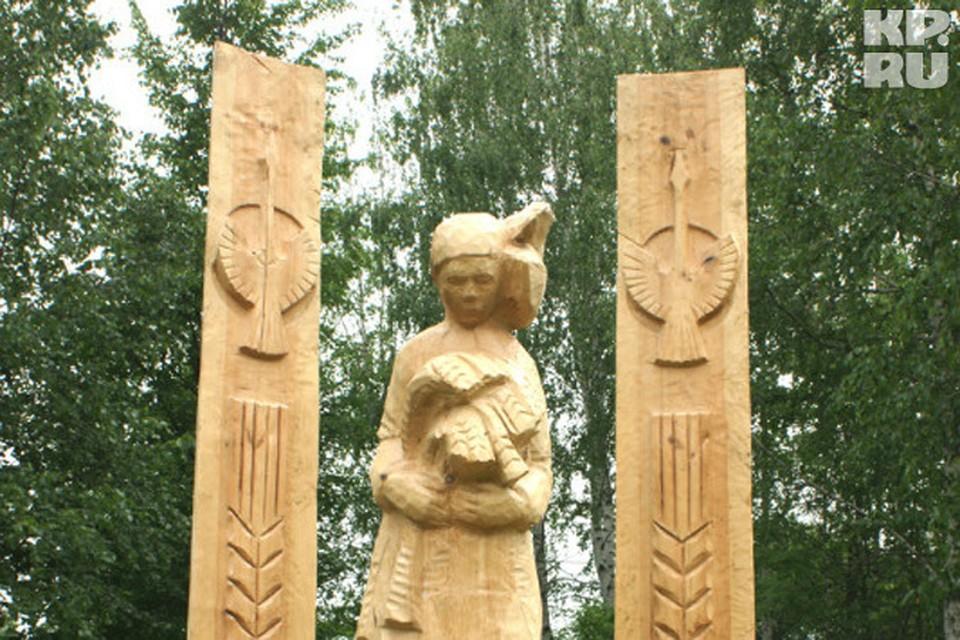 В Удмуртии прошел фестиваль парковых скульптур
