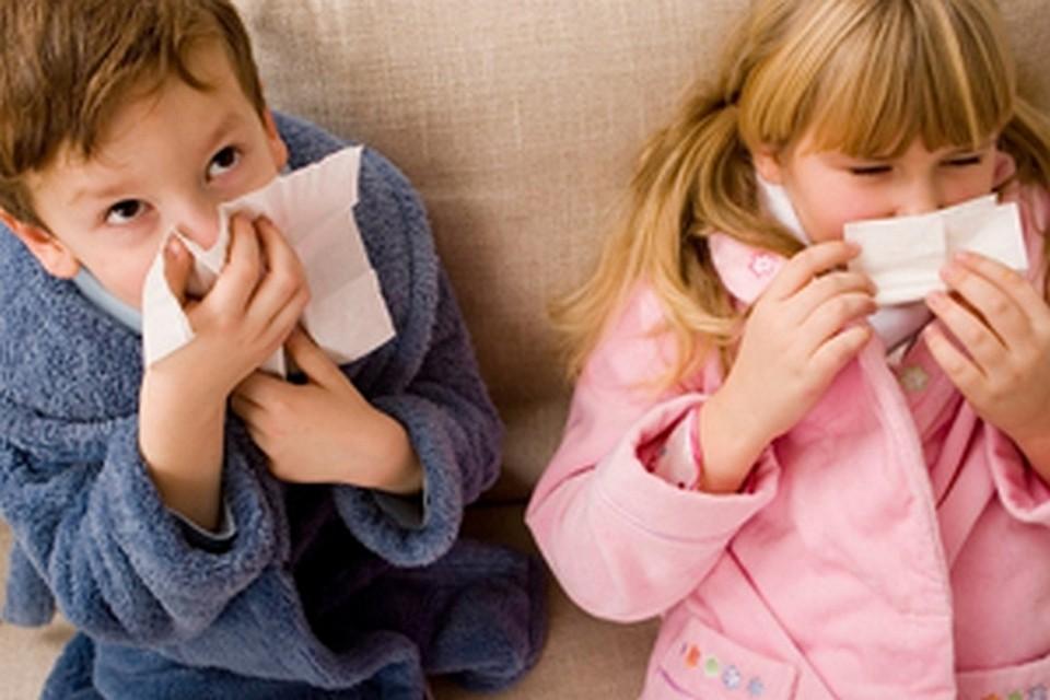 Особенности лечения насморка у ребёнка