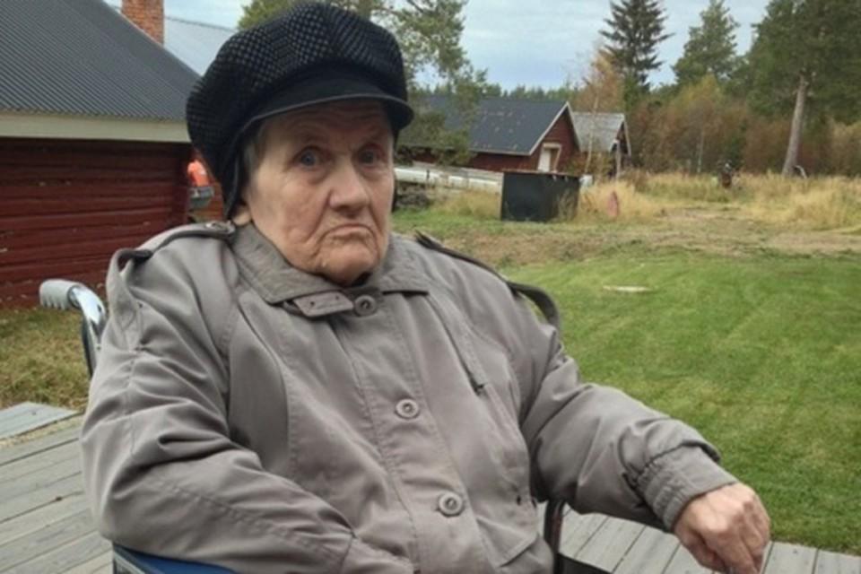 Больную 76-летнюю мурманчанку власти Швеции хотят отправить домой, запретив пребывание у дочери.