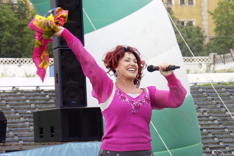 Надежда Бабкина уже выступала в Мурманске, но свой фестиваль привезла в Заполярье впервые.